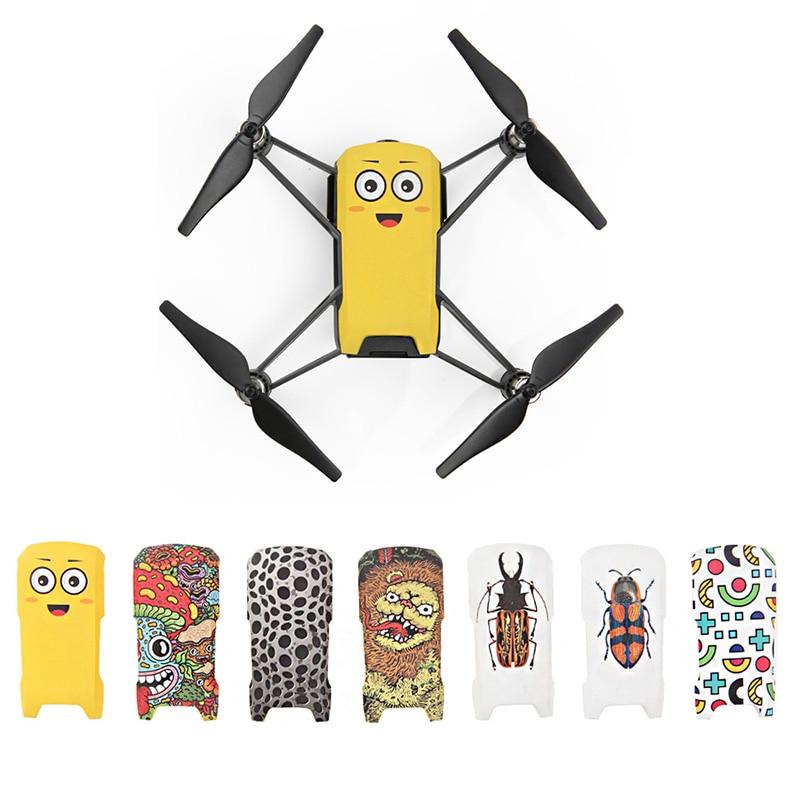 For DJI Tello Upper Shell Drone Case Frame Top Body Cover For DJI TELLO Accessories Drone Spare Parts Replacement