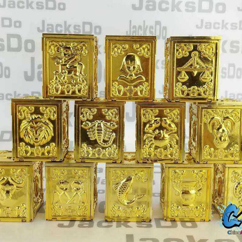 CMT JacksDo 12 Golden Saint Seiya Pandora Boxes saint seiya ...