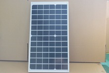 Solarparts 1x 15W Monocrystalline solar panel module cell system 18V DIY kits for toys light led science toy experiment outdoor.
