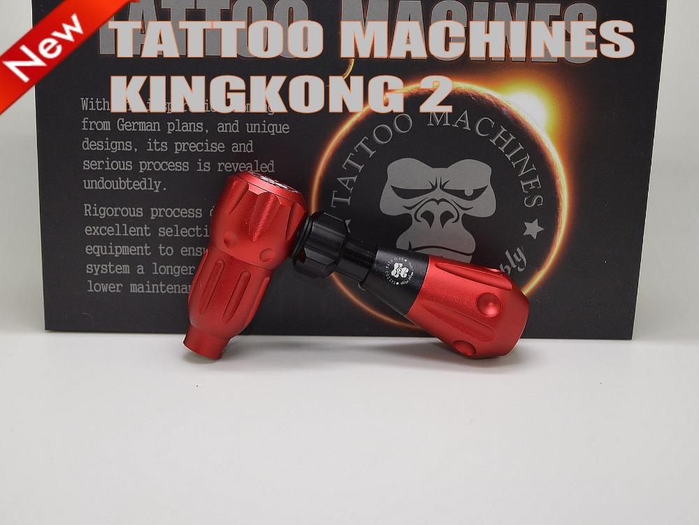 High Quality Rotary Machine King Kong Tattoo Cartridge Machine Tattoo Rotary Tattoo Machine Strong Quiet Motor