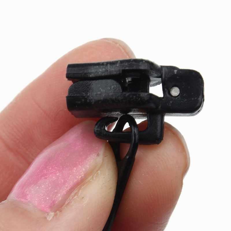 * 6 unids/pack Universal instantánea arreglar kit de reparación de cremalleras de cremallera Slider dientes rescate nuevo diseño café cremalleras píldora 0.473