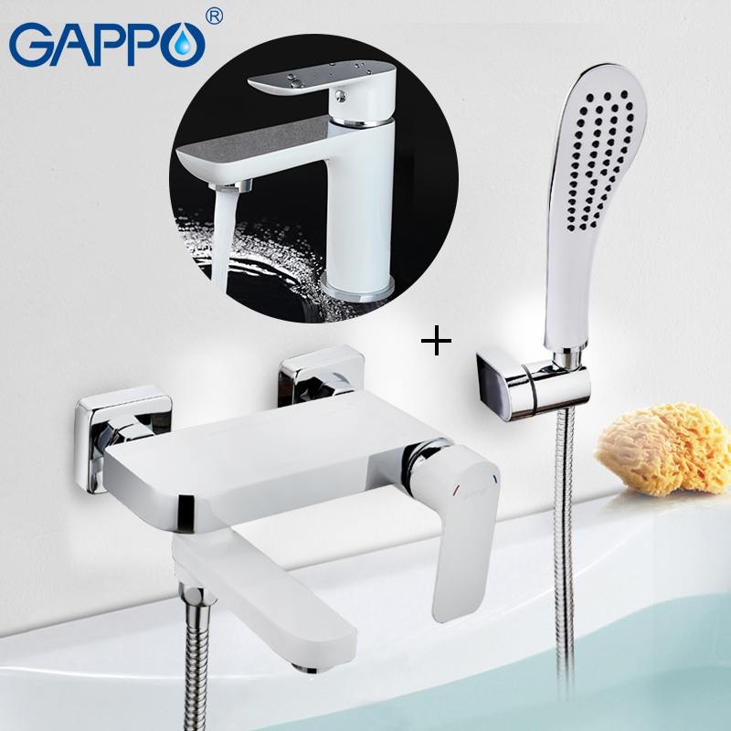 GAPPO basin faucet bathroom sink faucet mixer shower faucets mixer water taps bathroom bathtub faucet bath