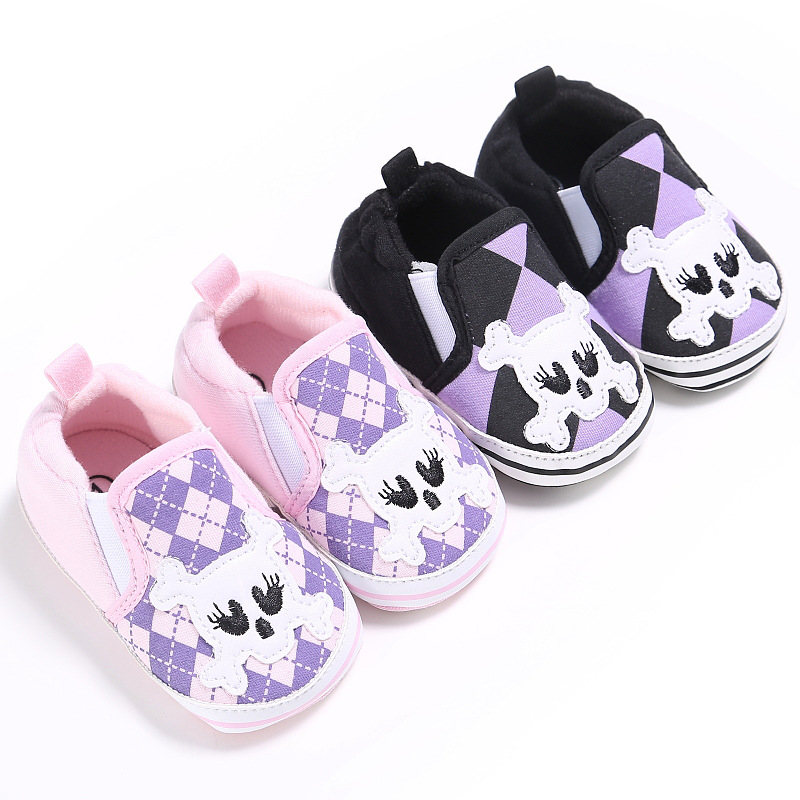 2018 Baby Shoes Spring Baby Moccasins Soft Soled Newborn Infant Crib Shoes First Walkers Baby Boy Shoes