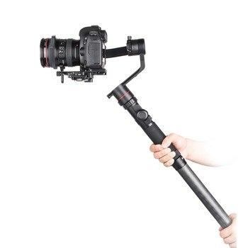 карданный стабилизатор Dslr | FeiyuTech Feiyu AK4000 3-осевой ручной шарнирный стабилизатор для камеры GoPro для Canon C300 Sony Кино видеокамера беззеркальных цифровых зеркальных фотокаме...