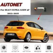 AUTONET HD камера заднего вида ночного видения для сиденья CUPRA LEON 5E MK3 2012~ /CCD/резервная камера/камера номерного знака
