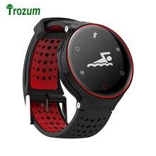 Trozum Новый X2 Смарт Спорт Bluetooth Группы Фитнес браслет монитор сердечного ритма IP68 Водонепроницаемый Плавание артериального давления браслет