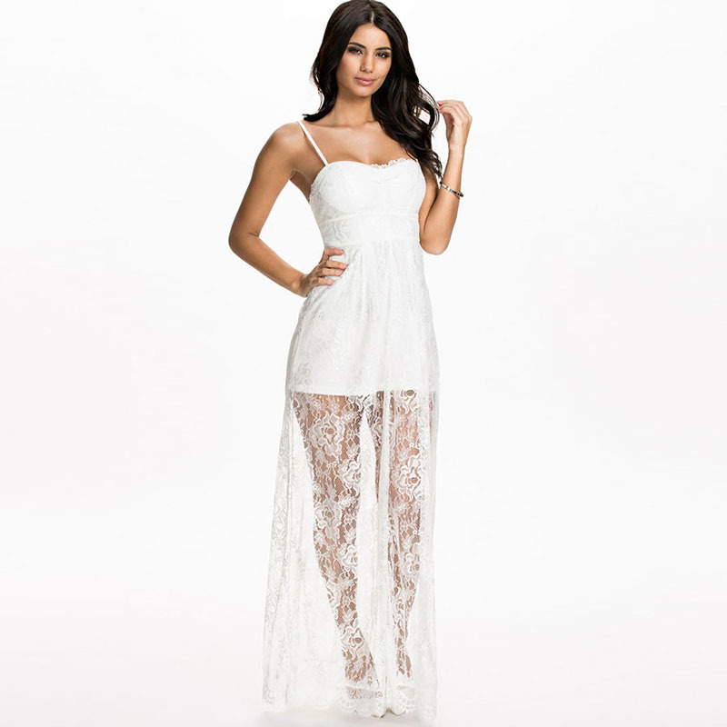 Popular Long White Slip Dress-Buy Cheap Long White Slip Dress lots ...