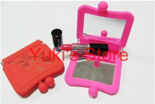Free shipping + Mix order!!! 100% Silicone mirror for girls, children, women, promotion gifts mirrors
