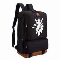 WISHOT SCANIA Saab Backpack Shoulder travel School Bag Bookbag for teenagers Casual Laptop Bags