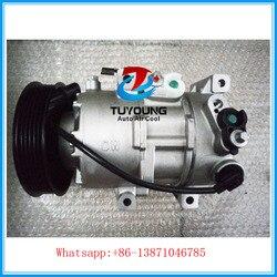 Pompy Ac sprężarka klimatyzacji dla Hyundai i40 CW (VF) D4FD 2011-2015 1B33E00700 2A0920039 1B33E-00700 4J031-0162