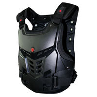 Scoyco AM05 Motorcycles Motocross Chest Back Protector Armour Vest Racing Protective Body Guard MX Armor ATV