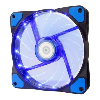 ALSEYE 120mm LED Cooler Fan for Water Cooler Computer