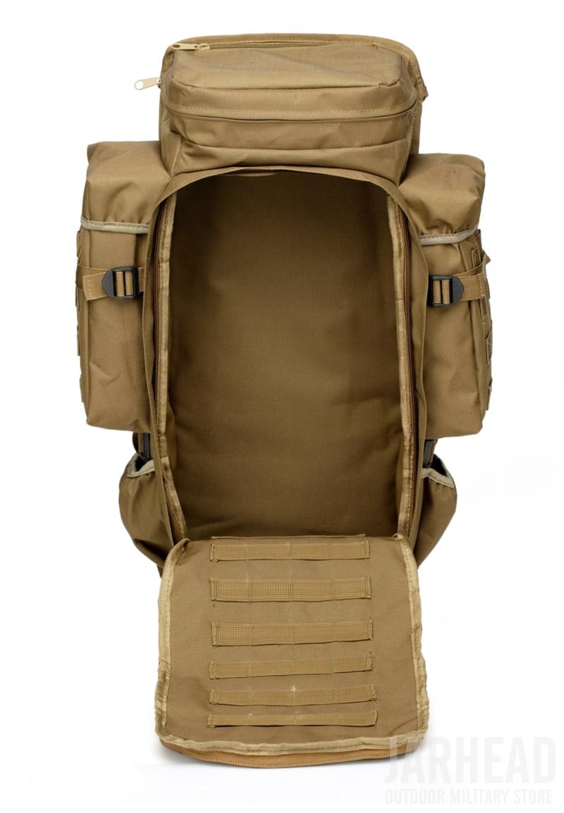 multifuncional rifle mochilas de viagem dos homens