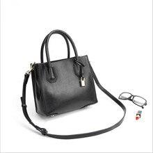 Frauen handtasche für taschen aus echtem leder handtaschen marke frauen tasche taschen qualität messenger schultertasche kostenloser versand