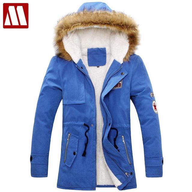 Aliexpress.com : Buy Free Shipping 2017 Winter Coats for Men Hot ...