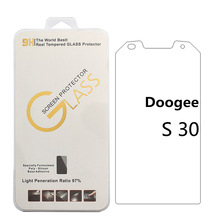 Новинка Для Doogee S30 закаленное стекло 9H 2.5D высокое качество Взрывозащищенная защитная Пленка Для Doogee S30 IP68 водонепроницаемый смартфон