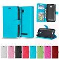 """Flip Case for Asus Zenfone C ZC451CG Z007 ZC ZC451 451 451CG CG 4.5 """"Leather Case Фоторамка Телефон Обложка для Asus_Z007 ZenfoneC"""