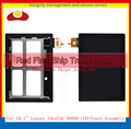 High Quality 10.1 inch For Lenovo Tablet PC S6000 LCD Display Touch Screen Digitizer Assembly Complete With Frame