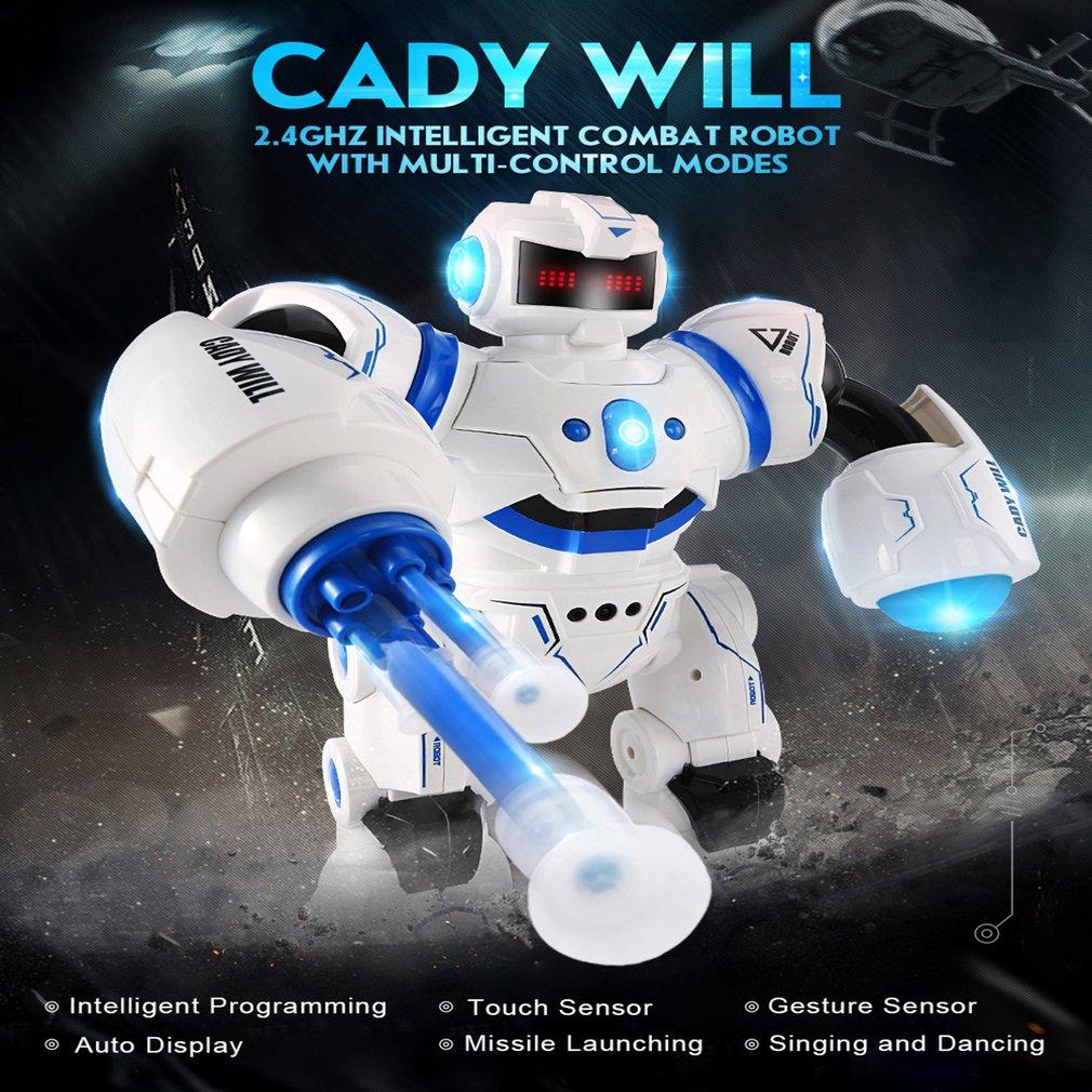 Robôs de Brinquedo Para Crianças Presente