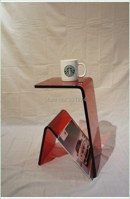Acryl Couchtisch Mit Zeitschriftenhalter Großhandel Und Einzelhandel