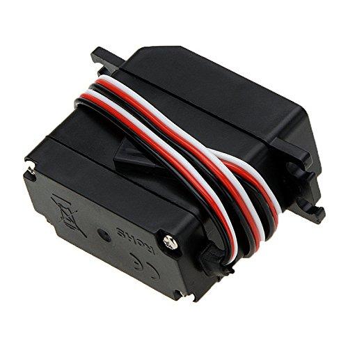 2PCS / LOT 360 grad kontinuerlig roterende servomotor til rc bil - Fjernstyret legetøj - Foto 2