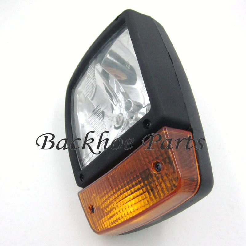 700/50121 C Hand Head Lamp For JCB Telescopic Handler