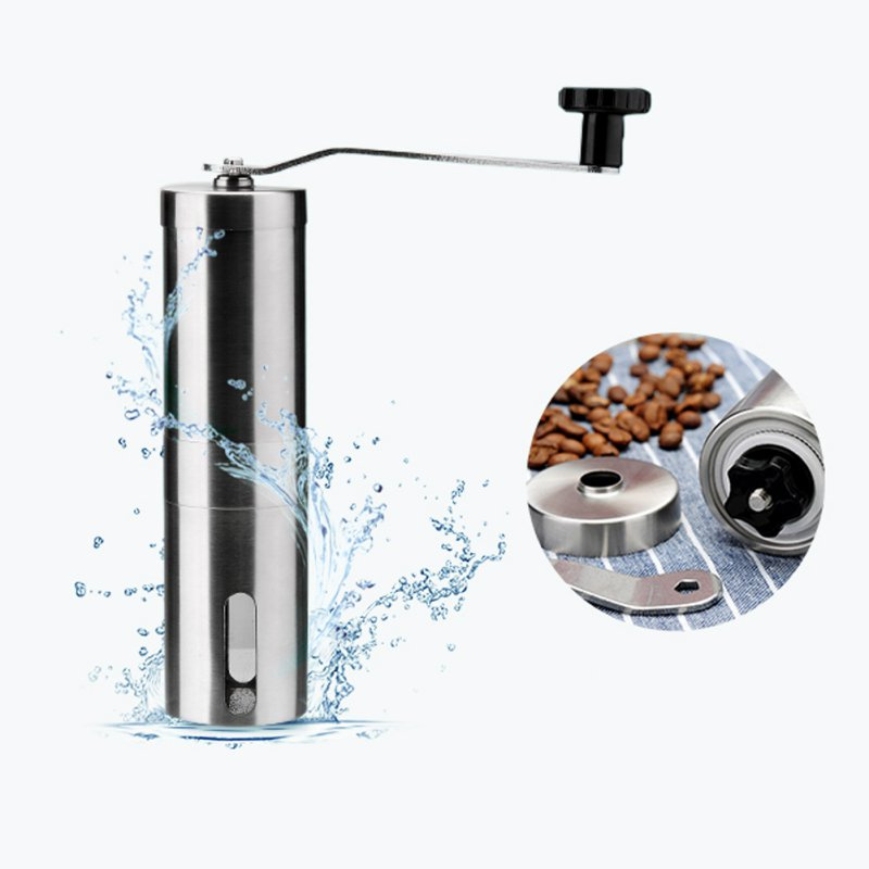 1pcs Protable Mini Stainless Steel Manual Coffee Mill Grinder Stick Kitchen Tool Cooking Tools Kitchen Accessaries