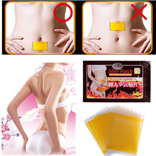100pcs=10bags Slimming Navel Stick Slim Patch Lossing Weight Loss Burning Fat Slimming Cream Health Care Stickers bajar de peso