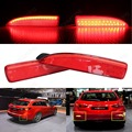 2 pcs LED pára choques traseiro refletor Brake parar luz Mazda6 Atenza DY Mazda2 Mazda 3 Axela ( CA240 )