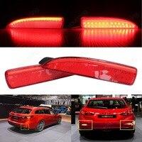 2 stücke LED Heckstoßstange Reflektor Stop Licht Mazda6 Atenza Mazda2 DY Mazda 3 Axela (CA240)