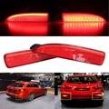 2 unids LED Rear Bumper Reflector del freno de parada Mazda6 Atenza Mazda2 DY Mazda 3 Axela ( CA240 )