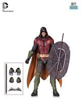 Batman: Arkham Knight Robin Toy Anime Figure Collectible Model Toy Doll Robot Figure Kit