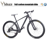 2018 Carbon Fiber MTB Mountain Bike 29er Light 33s 30s 11s Speed 29 Complete Mtb Bicycle