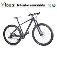 2018 Carbon Fiber MTB Mountain Bike 29er Light 33s 30s 11s Speed 29 Complete Mtb Bicycle