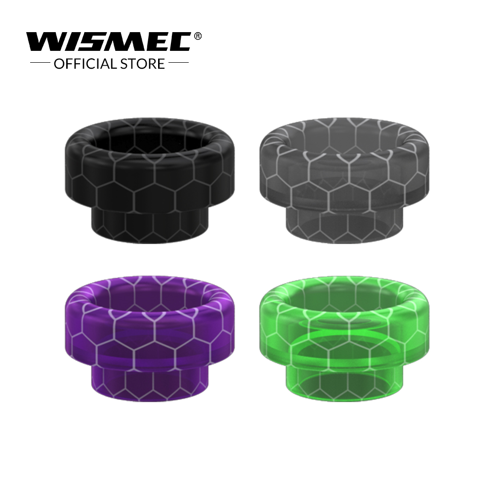 [Official Store] Original Wismec LUXOTIC BF BOX 810 Mouthpiece honeycomb 810 drip tip For Luxotic BF Box Kit
