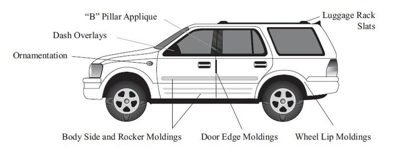 Серый акриловый Поролоновый клейкий Авто скотч двухсторонний 3 м автомобильный скотч 4229 P, 20 мм x 3 м, 1 шт./лот