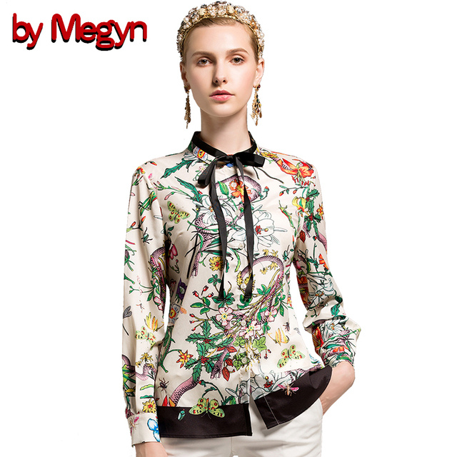 51573e974a86c by Megyn women long sleeve shirts blouses 2018 new fashion snake floral  print patchwork blouse plus size feminine blouses shirts
