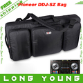 Profissão saco controlador dj DDJ SZ/dj controlador de caixa para Pioneer DDJ SZ dvd gravador saco sacos de ombro