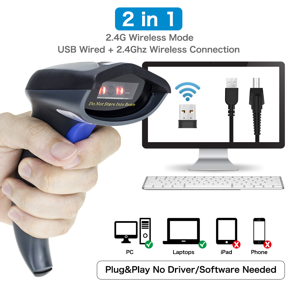 Point-of-Sale (POS) Equipment Barcode Scanners Bar-code Handheld ...