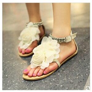 Девушки в летней обуви фото