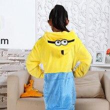 Photography Kid Boys Girls Party Clothes Pijamas Flannel Pajamas Child Pyjamas Hooded Sleepwear Cartoon Animal Miniors Cosplay