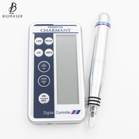 1pcs Charmant Permanent Makeup Tattoo Machine Kits Professional Digital Tattoo Machine Eyebrow Lip Pen Machine Sets