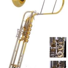 Eb/F Cimbasso 5 клапанов поворотный триггер с Foambody чехол профессиональные латунные Музыкальные инструменты