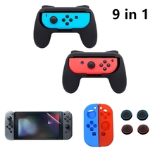 Controller Grips Joy-Con Case For Nintend Switch Joy Con Handle NS N-Switch Game Console Accessories For Controller Gamepad Joys