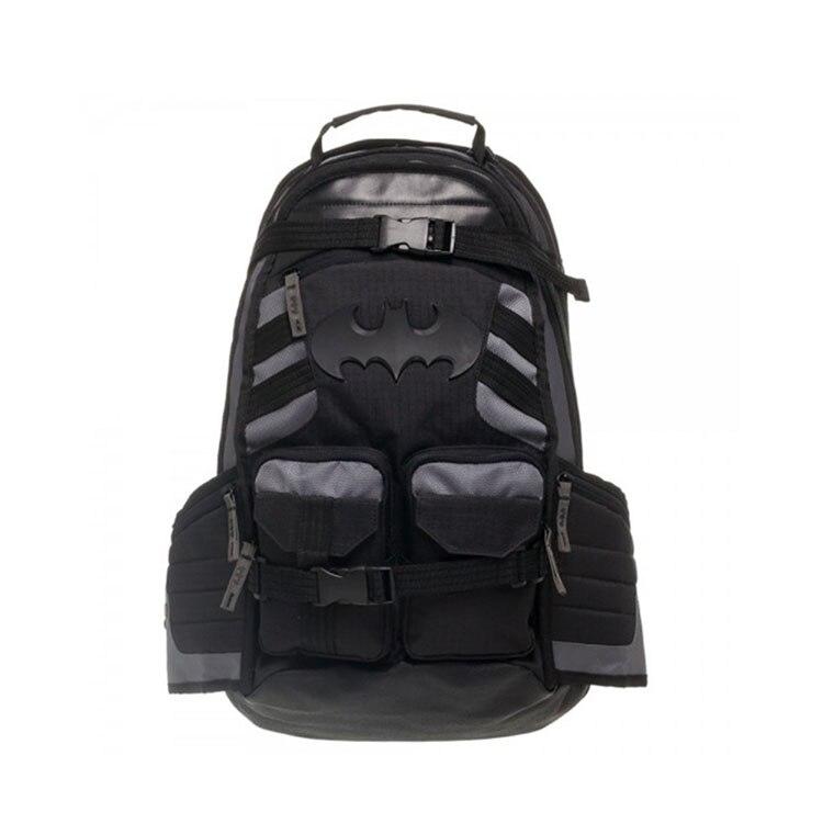 Marvel Batman Estilo Bolsos Notebook 3 Mochila Mochilas Bolso Capitán Deadpool 2018 Maletas Pu De América Hombro En Alibaba Hombres Y a70I0q