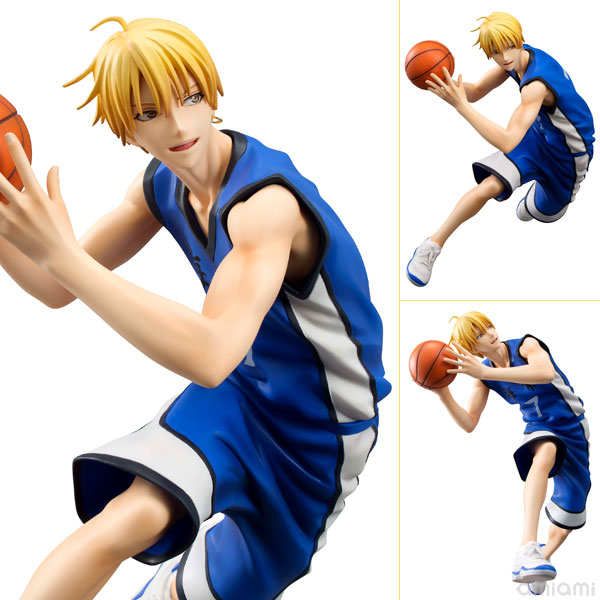 anime figure Kuroko's Basketball Kuroko no Basket Kise Ryota PVC Action Figure Collectible Model Toy 22cm