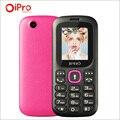 Ipro Original I3185 SC6531DA 1.77 Pulgadas Dual SIM Abrió El Teléfono Móvil GSM Bluetooth Teléfonos Celulares con Inglés Español
