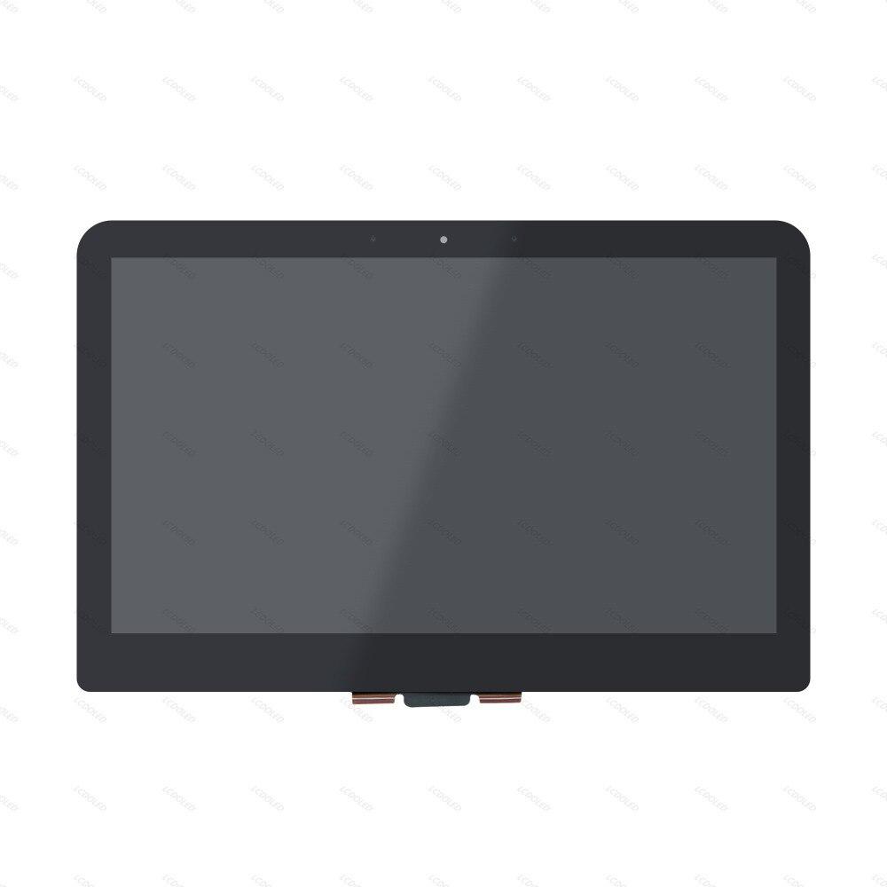13,3 ЖК дисплей Дисплей Панель Сенсорный экран сборки для hp Pavilion x360 13 s056nw 13 s003na 13 s058nw 13 s020nr 13 s002ns 13 s100nx