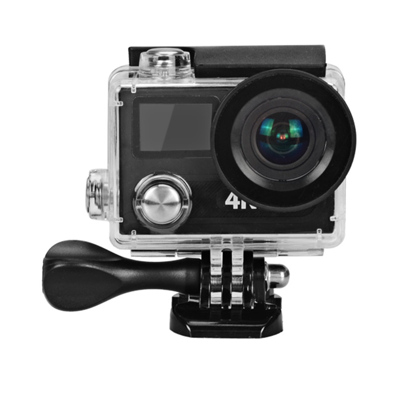 EKEN H8 WiFi Sport Action Camera DV Car DVR 4K Ultra HD Dual Screen 170 Degree Wide Angle 2017 original eken h9r sports action camera 4k ultra hd 2 4g remote wifi 170 degree wide angle