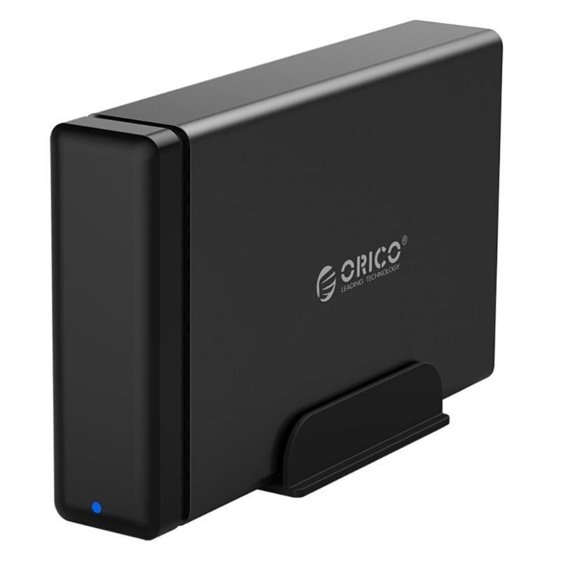 ORICO NS100U3 boîtier en aluminium 3.5 pouces HDD Dock USB3.0 à SATA3.0 boîtier de disque dur Support UASP Max 10 to capacité